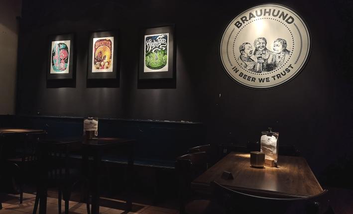 Brauhund, Wien, Bier in Österreich, Bier vor Ort, Bierreisen, Craft Beer, Bierbar, Pub