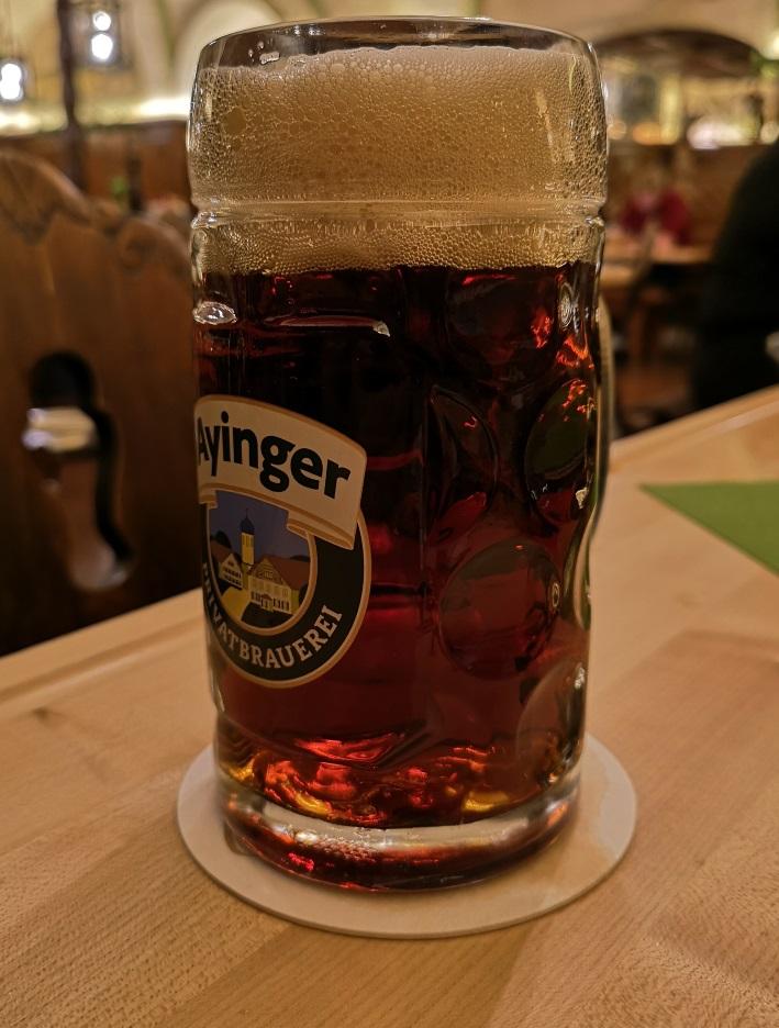 Wirtshaus Rechthaler Hof, München, Bier in Bayern, Bier vor Ort, Bierreisen, Craft Beer, Bierrestaurant