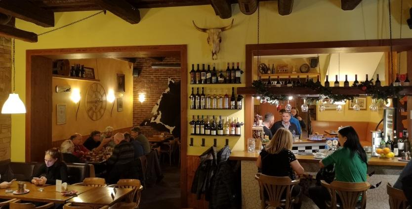 Saloon Roudná / 1. Roudenský Pivovar, Plzeň, Bier in Tschechien, Bier vor Ort, Bierreisen, Craft Beer, Brauerei, Gasthausbrauerei, Bierrestaurant