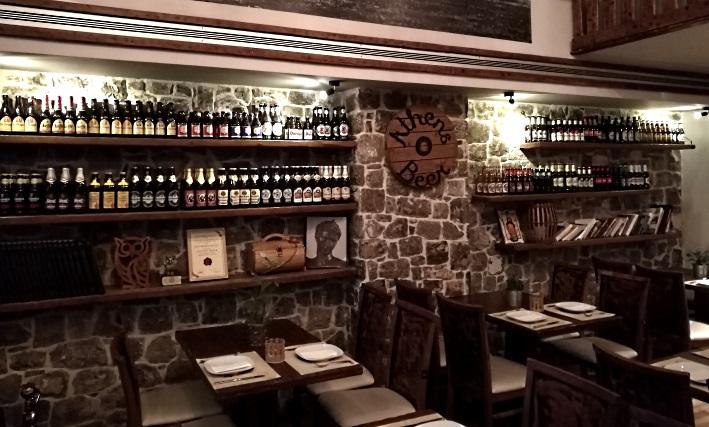 Hauptstädte Europas, Bierszene Athen, Bier in Griechenland, Bier vor Ort, Bierreisen, Craft Beer