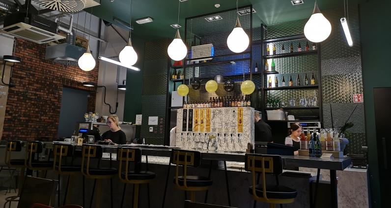 Browar Stu Mostów, Wrocław, Bier in Polen, Bier vor Ort, Bierreisen, Craft Beer, Brauerei, Bierbar