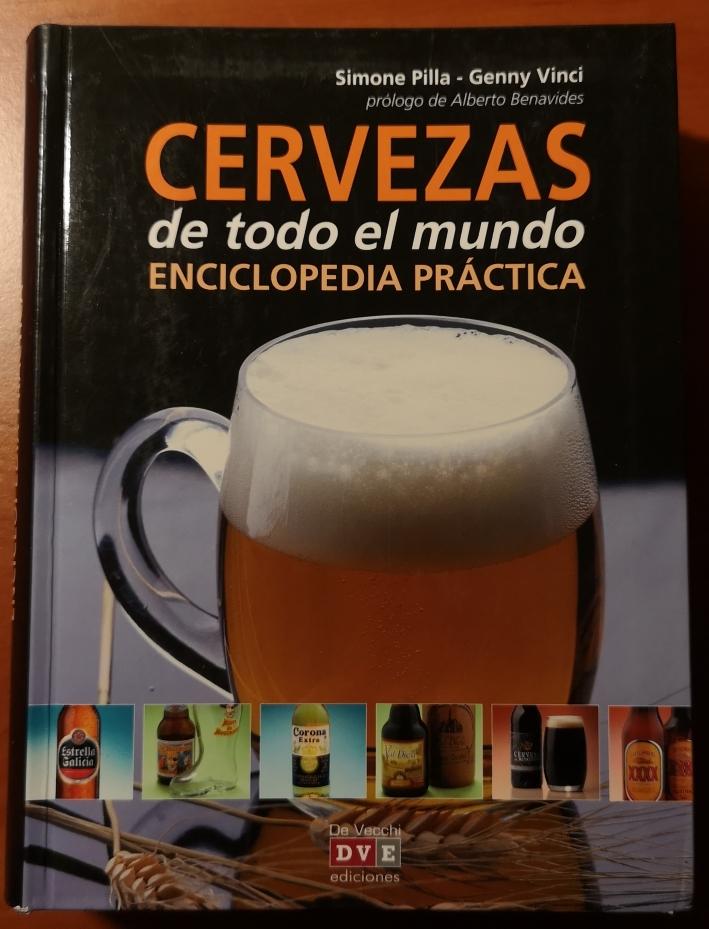 Simone Pilla & Genny Vinci - Cervezas de todo el mundo, Bier vor Ort, Bierreisen, Craft Beer, Bierbuch