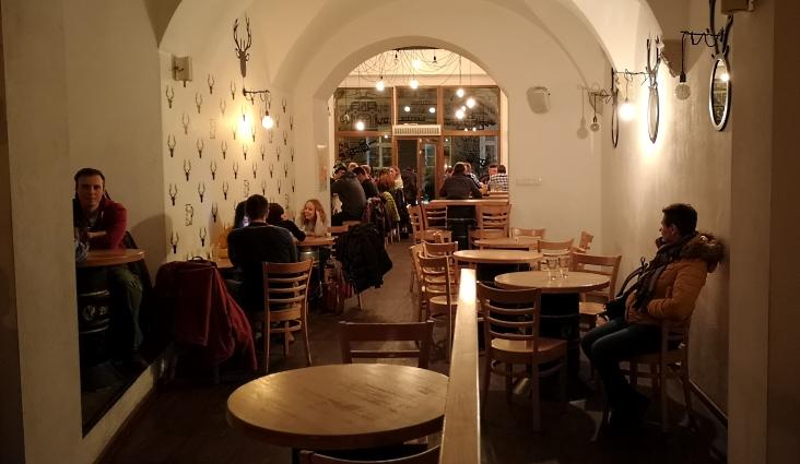 Kontynuacja, Wrocław, Bier in Polen, Bier vor Ort, Bierreisen, Craft Beer, Bierbar