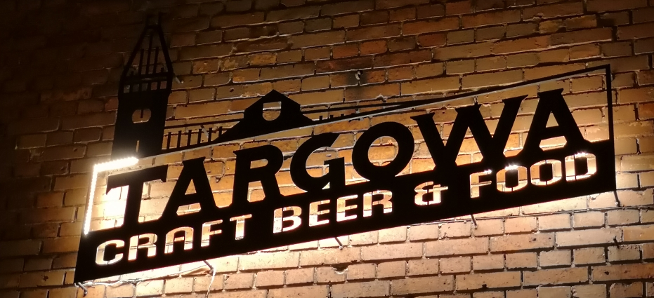 Targowa – Craft Beer and Food, Wrocław, Bier in Polen, Bier vor Ort, Bierreisen, Craft Beer, Bierbar, Bierrestaurant