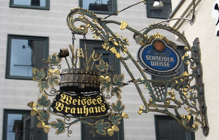 Schneider Brauhaus im Tal, (Weißes Brauhaus im Tal), München, Bier in Bayern, Bier vor Ort, Bierreisen, Craft Beer, Bierrestaurant