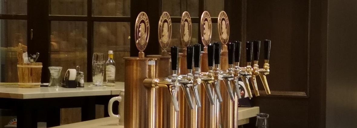 Wirtshaus Salvator, Bonn, Bier in Nordrhein-Westfalen, Bier vor Ort, Bierreisen, Craft Beer, Bierrestaurant