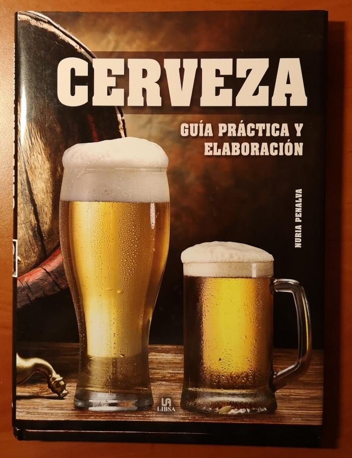 Cerveza – Guía Práctica y Elaboración, Madrid, Bier in Spanien, Bier vor Ort, Bierreisen, Craft Beer, Bierbuch