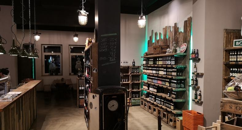 Hopfen + Malz Bierladen, Aachen, Bier in Nordrhein-Westfalen, Bier vor Ort, Bierreisen, Craft Beer, Bierbar, Bottle Shop