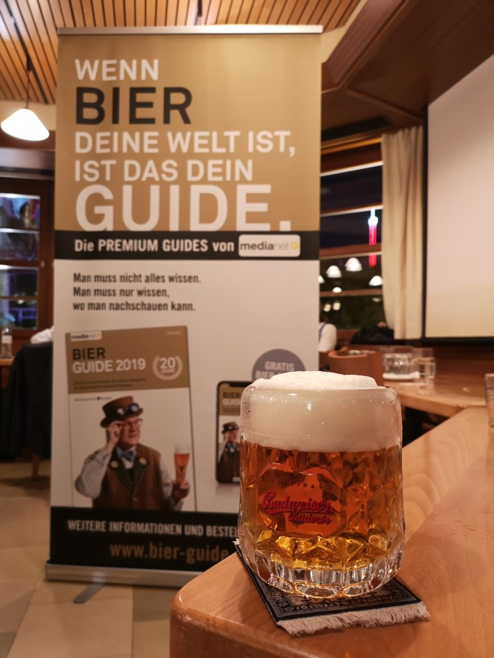 Conrad Seidl, Bier Guide 2019, Bier in Österreich, Bier vor Ort, Bierreisen, Craft Beer, Bierbuch
