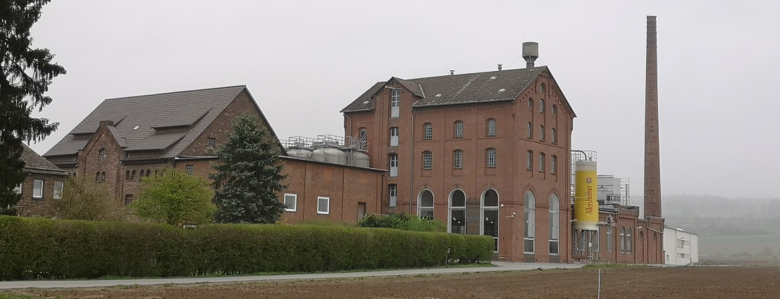 Brauerei Allersheim, Holzminden, Bier in Niedersachsen, Bier vor Ort, Bierreisen, Craft Beer, Brauerei