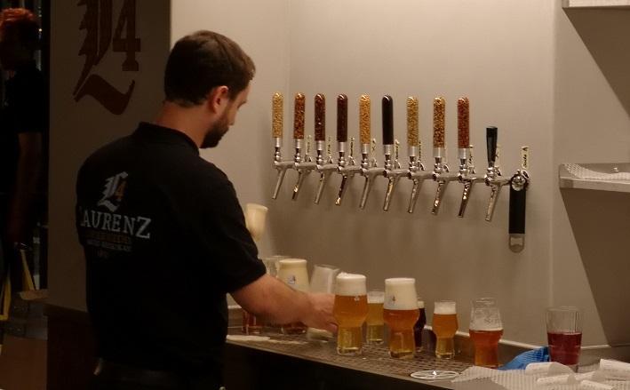 Laurenz 4, Wien, Bier in Österreich, Bier vor Ort, Bierreisen, Craft Beer, Brauerei, Gasthausbrauerei