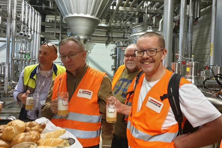 Privatbrauerei Egger, St.Pölten-Unterradlberg, Bier in Österreich, Bier vor Ort, Bierreisen, Craft Beer, Brauerei