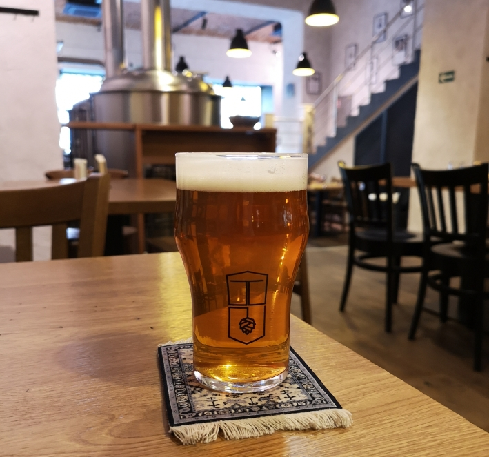 Restaurace U Tomana, Brno, Bier in Tschechien, Bier vor Ort, Bierreisen, Craft Beer, Brauerei, Gasthausbrauerei