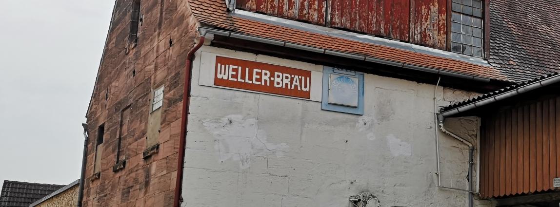 Weller-Bräu Schwabach GdbR, Schwabach, Bier in Franken, Bier in Bayern, Bier vor Ort, Bierreisen, Craft Beer, Brauerei