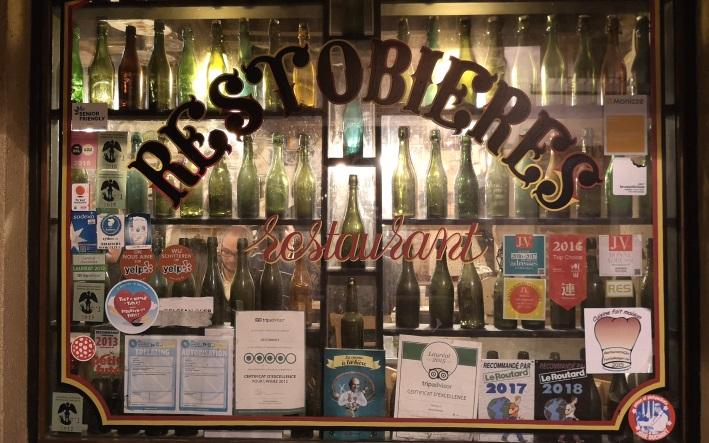 Restobières, Brüssel, Bier in Belgien, Bier vor Ort, Bierreisen, Craft Beer, Bierrestaurant