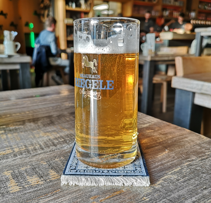 Riegele WirtsHaus, Augsburg, Bier in Bayern, Bier vor Ort, Bierreisen, Craft Beer, Brauerei, Bottle Shop, Biergarten, Bierrestaurant