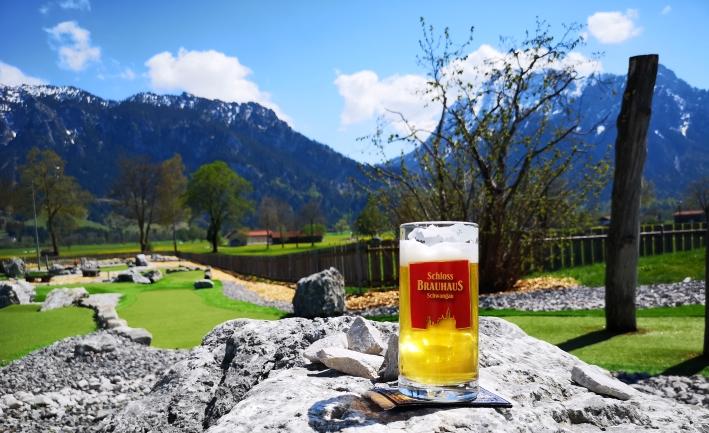 Schlossbrauhaus Schwangau, Schwangau, Bier in Bayern, Bier vor Ort, Bierreisen, Craft Beer, Brauerei, Gasthausbrauerei, Biergarten