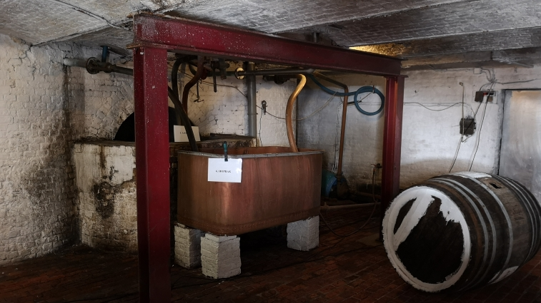 Brouwerij De Troch, Wambeek (Ternat), Bier in Belgien, Bier vor Ort, Bierreisen, Craft Beer, Brauerei, Toer de Geuze