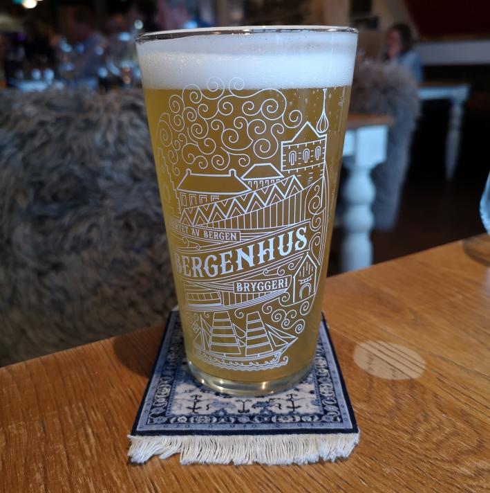 Bergenhus Bryggeri, Bergen, Bier aus Norwegen, Bier vor Ort, Bierreisen, Craft Beer, Brauerei, Gasthausbrauerei