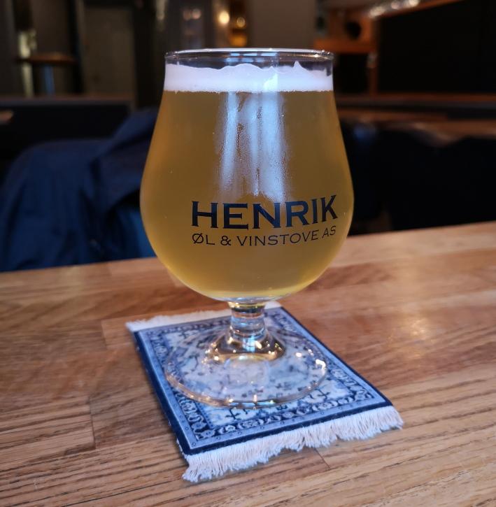 Henrik Øl- og Vinstove, Bergen, Bier in Norwegen, Bier vor Ort, Bierreisen, Craft Beer, Bierbar
