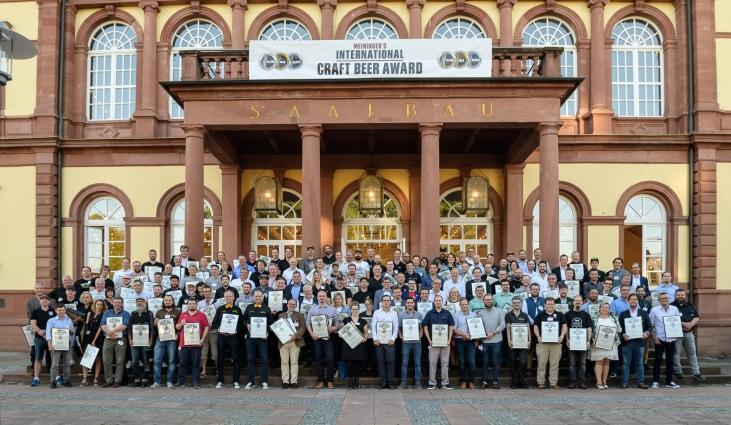 Meininger's International Craft Beer Award 2019, Bier in Deutschland, Bier vor Ort, Bierreisen, Craft Beer, Bierverkostung