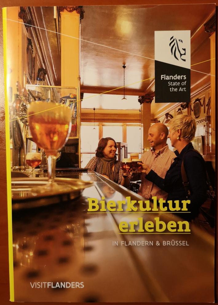 VisitFlanders, Bierkultur erleben in Flandern & Brüssel, Bier in Belgien, Bier vor Ort, Bierreisen, Craft Beer, Brauereimuseum