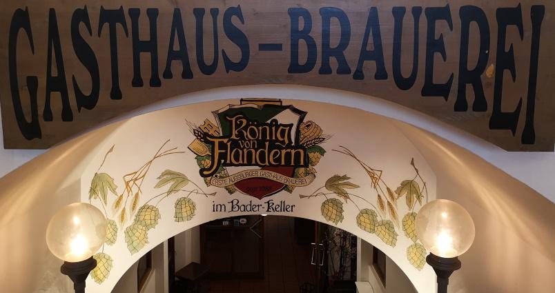Gasthausbrauerei König von Flandern, Augsburg, Bier in Bayern, Bier vor Ort, Bierreisen, Craft Beer, Brauerei, Gasthausbrauerei