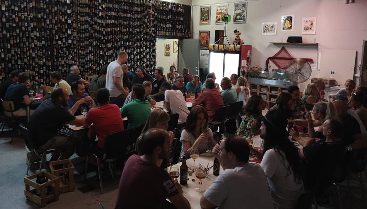 Tag der offenen Flasche – 5. Juli 2019, Langenargen, Bier in Baden-Württemberg, Bier vor Ort, Bierreisen, Craft Beer, Bierfestival, Bottle Shop, Meet the Brewer, Bierverkostung