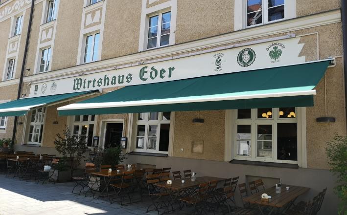 Wirtshaus Eder, München, Bier in Bayern, Bier vor Ort, Bierreisen, Craft Beer, Bierrestaurant