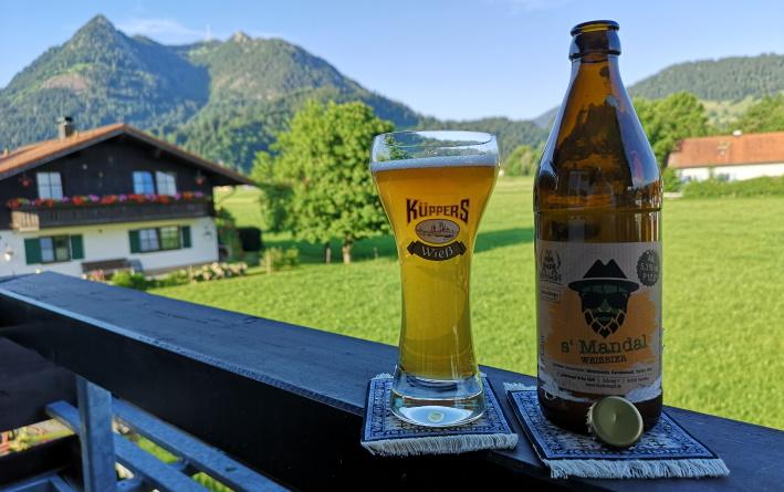 da Babba & s' Mandal, Feichten, Bier in Bayern, Bier in Österreich, Bier vor Ort, Bierreisen, Craft Beer, Brauerei, Bierverkostung