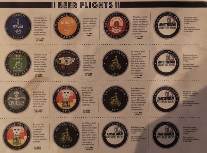 Amsterdam BrewHouse, Toronto, Bier in Kanada, Bier vor Ort, Bierreisen, Craft Beer, Brauerei, Gasthausbrauerei, Bierrestaurant