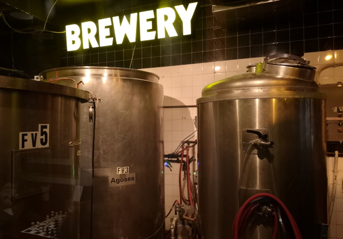 Granite Brewery, Toronto, Bier in Kanada, Bier vor Ort, Bierreisen, Craft Beer, Brauerei, Gasthausbrauerei, Taproom