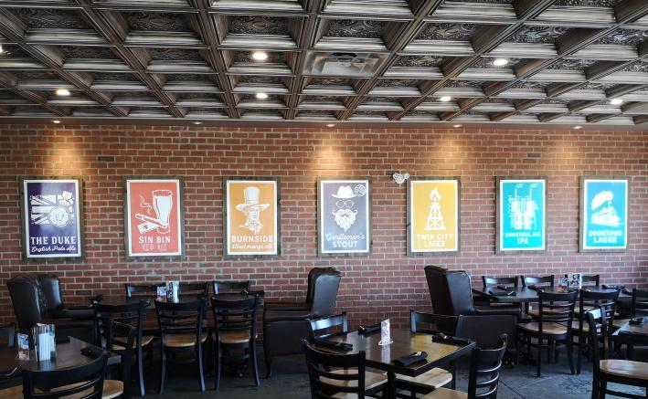Medicine Hat Brewing Company, Medicine Hat, Bier in Kanada, Bier vor Ort, Bierreisen, Craft Beer, Brauerei, Gasthausbrauerei, Taproom