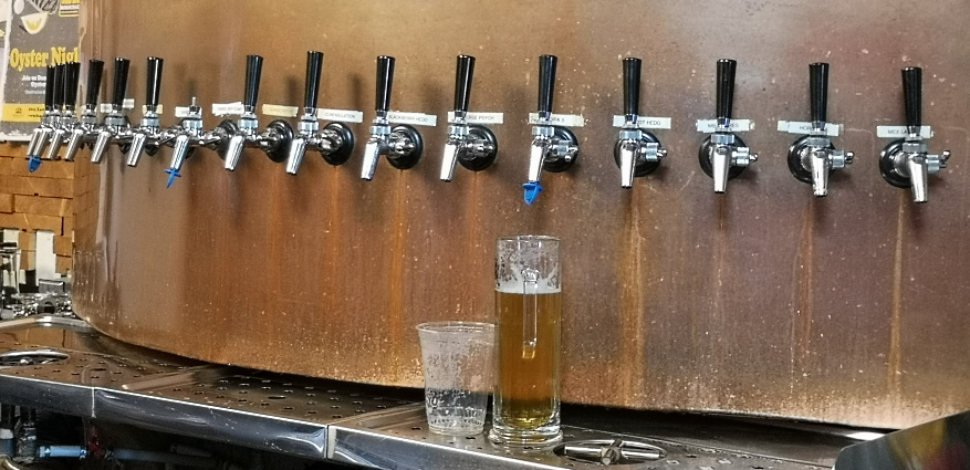 Rorschach Brewing Co., Toronto, Bier in Kanada, Bier vor Ort, Bierreisen, Craft Beer, Brauerei, Taproom