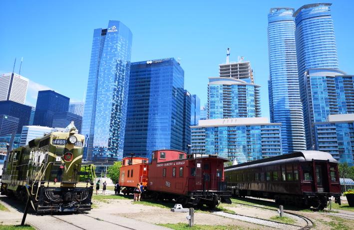 Steam Whistle Brewing, Toronto, Bier in Kanada, Bier vor Ort, Bierreisen, Craft Beer, Brauerei, Taproom