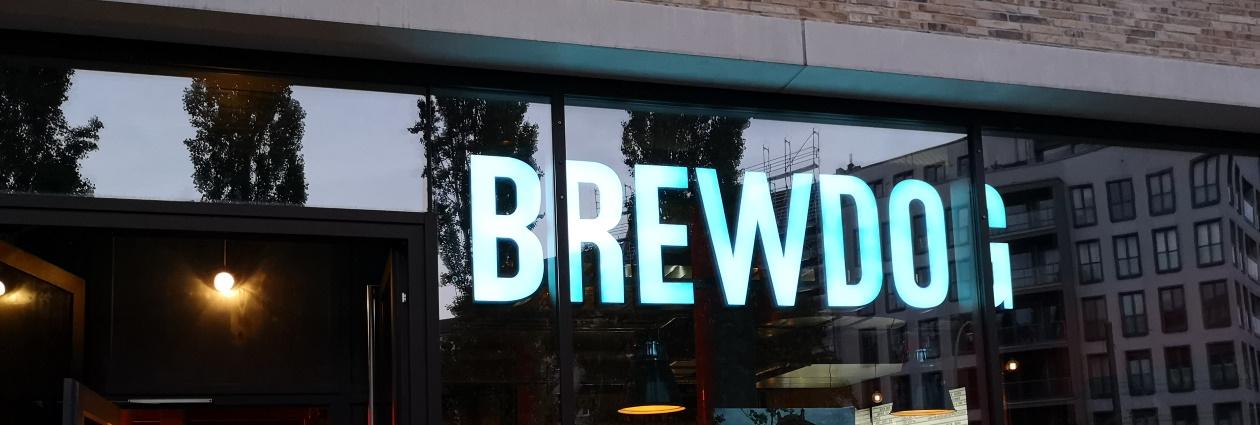 BrewDog Bar Berlin Mitte, Berlin, Bier in Berlin, Bier vor Ort, Bierreisen, Craft Beer, Bierbar