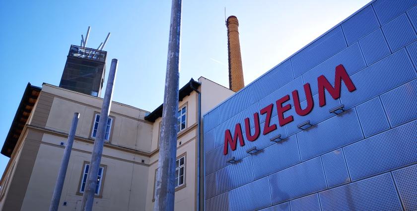 Chmelařské Muzeum, Žatec, Bier in Tschechien, Bier vor Ort, Bierreisen, Craft Beer, Brauereimuseum, Hopfen