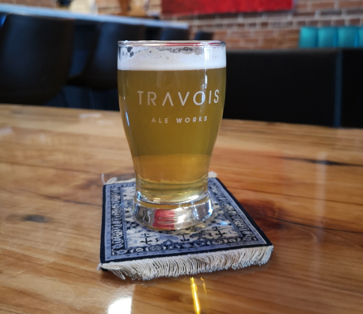 Travois Ale Works, Medicine Hat, Bier in Kanada, Bier vor Ort, Bierreisen, Craft Beer, Brauerei, Taproom