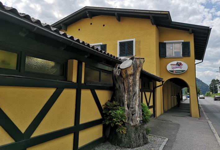 Wirtshaus Kohldampf, Bludenz, Bier vor Ort, Bierreisen, Craft Beer, Bierbar, Brauereigasthof, Biergarten