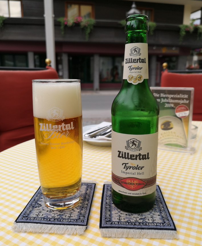 Zillertal Bier, Zell am Ziller, Bier in Österreich, Bier vor Ort, Bierreisen, Craft Beer, Brauereigasthof, Bierrestaurant