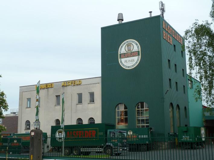 Brauerei Alsfeld AG, Alsfeld, Bier in Hessen, Bier vor Ort, Bierreisen, Craft Beer, Brauerei
