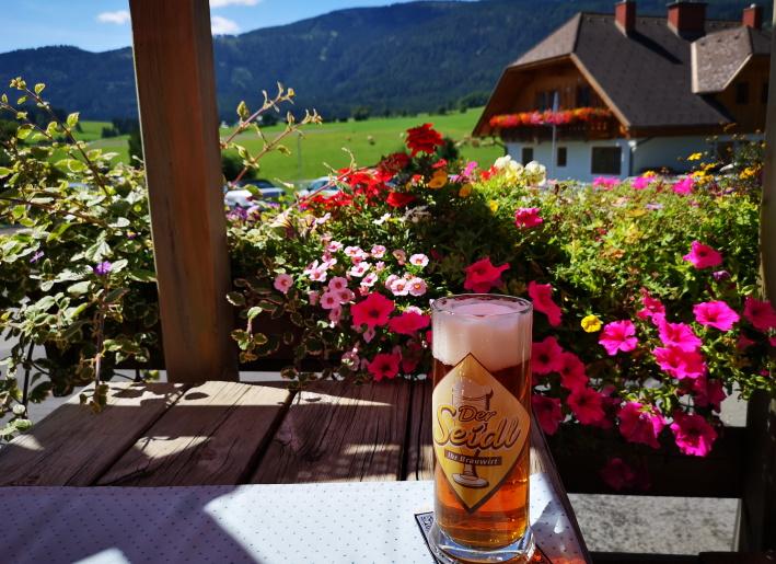 Braugasthof Seidl, Zeutschach, Bier in Österreich, Bier vor Ort, Bierreisen, Craft Beer, Brauerei, Brauereigasthof