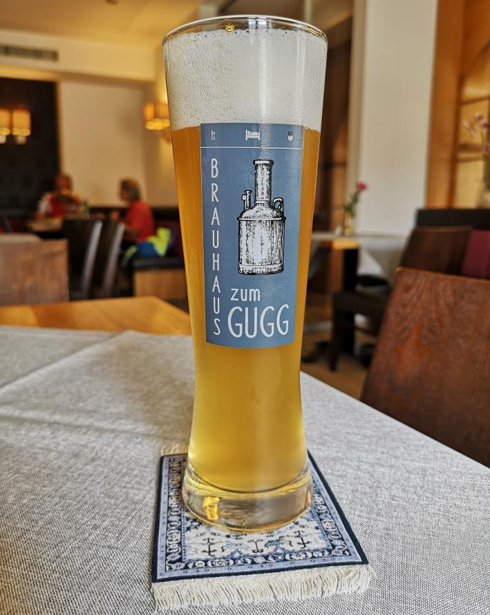 Brauhaus zum Gugg, Gampern, Bier in Österreich, Bier in Oberösterreich, Bier vor Ort, Bierreisen, Craft Beer, Brauerei, Gasthausbrauerei, Brauereigasthof, Biergarten, Bierrestaurant