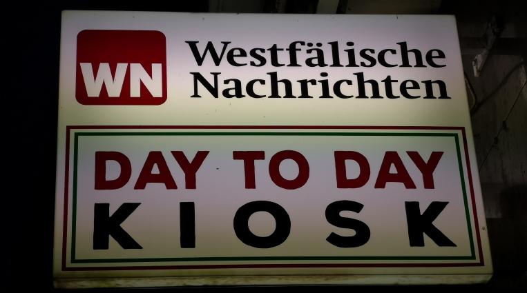 Day to Day – Kiosk, Münster, Bier in Nordrhein-Westfalen, Bier vor Ort, Bierreisen, Craft Beer, Bottle Shop