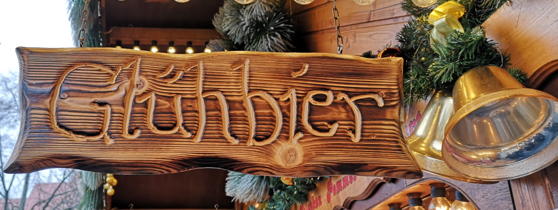 Glühkriek auf dem Weihnachtsmarkt, Erfurt / Bamberg, Bier in Thüringen, Bier in Franken, Bier in Bayern, Bier vor Ort, Bierreisen, Craft Beer