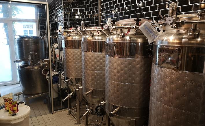Münsteraner Finne, Münster, Bier vor Ort, Bierreisen, Craft Beer, Brauerei, Gasthausbrauerei, Bierbar, Taproom