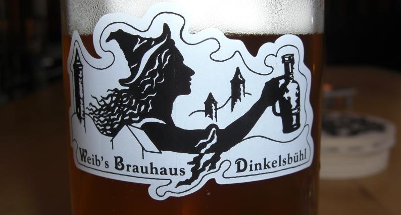 Weib's Brauhaus, Dinkelsbühl, Bier in Bayern, Bier vor Ort, Bierreisen, Craft Beer, Brauerei, Gasthausbrauerei, Biergarten