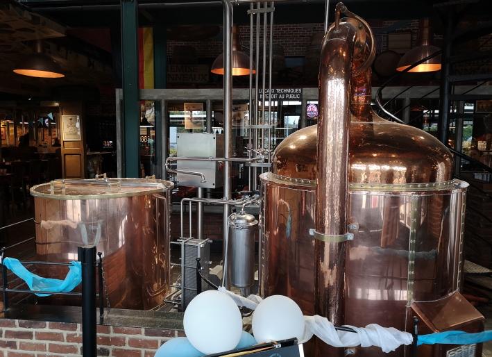 3 Brasseurs Saran, Saran, Bier in Frankreich, Bier vor Ort, Bierreisen, Craft Beer, Brauerei, Gasthausbrauerei