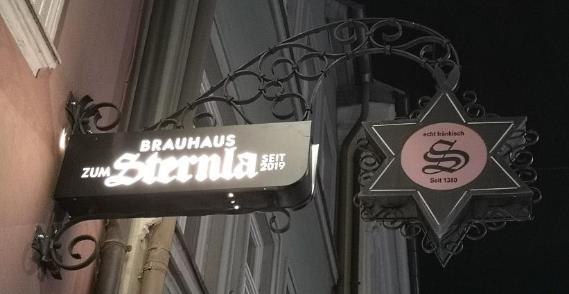 Brauhaus zum Sternla, Bamberg, Bier in Oberfranken, Bier in Franken, Bier in Bayern, Bier vor Ort, Bierreisen, Craft Beer, Brauerei, Gasthausbrauerei, Bierrestaurant