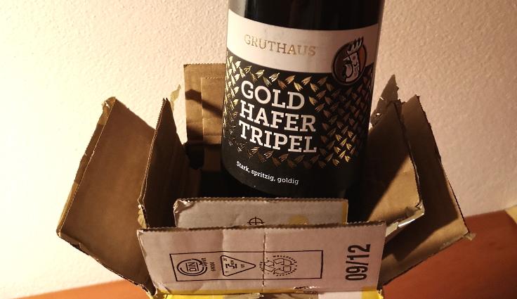 Goldhafer Tripel, Münster, Bier in Nordrhein-Westfalen, Bier vor Ort, Bierreisen, Craft Beer, Brauerei, Bierverkostung